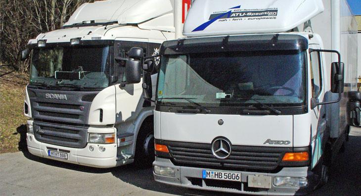 Umzugsfirma München